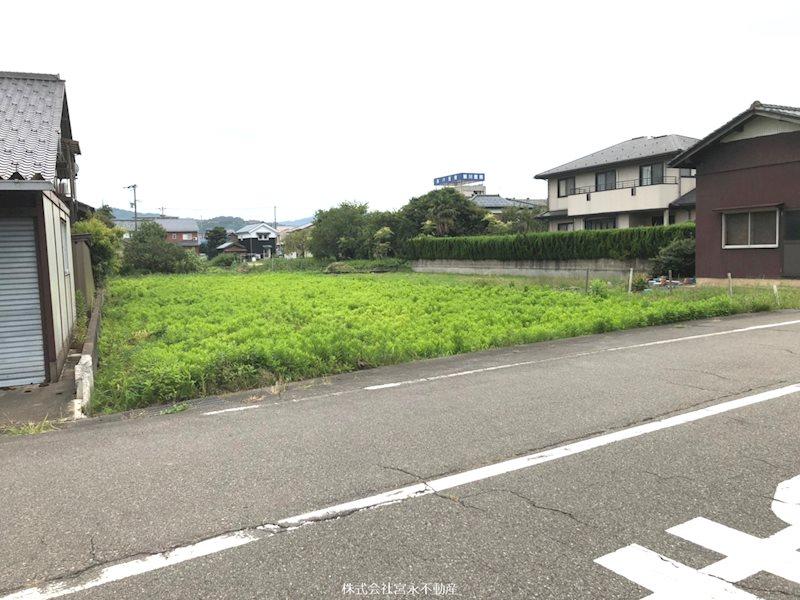 福井市東郷二ケ町 現地写真