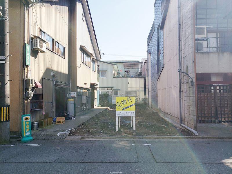 福井市春山2丁目 外観