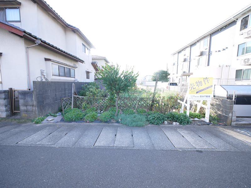 福井市栄町 現地写真