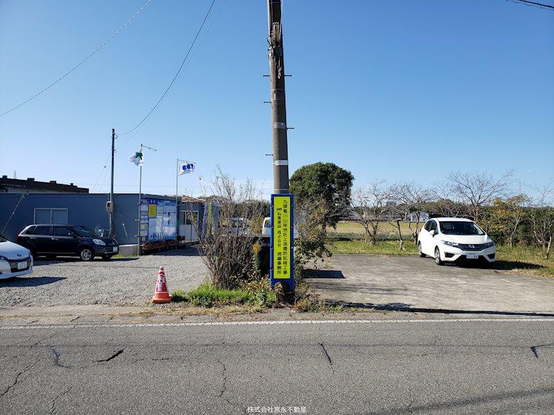 坂井市三国町西野中 現地写真