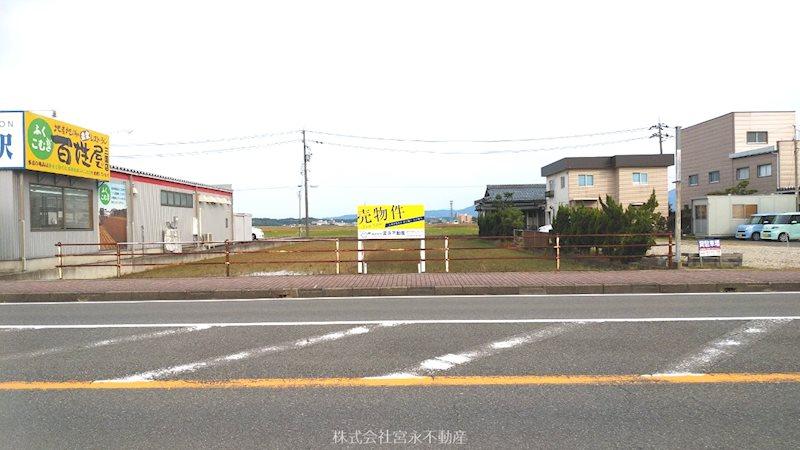 坂井市三国町覚善 現地写真