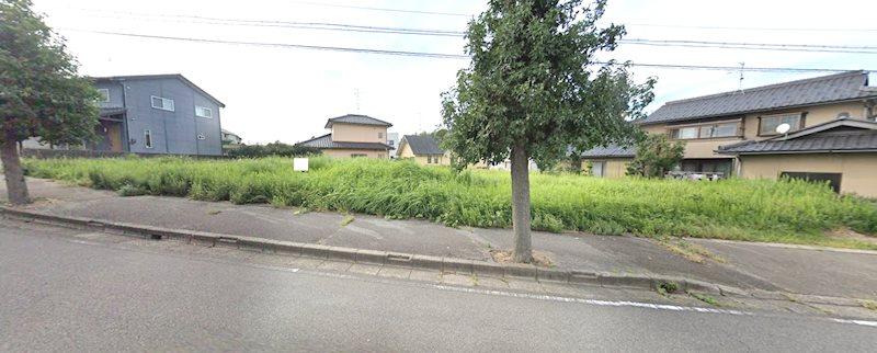 坂井市三国町運動公園3丁目 現地写真