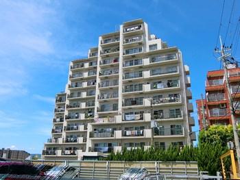 緑地東ロイヤルマンション(収益) 外観写真