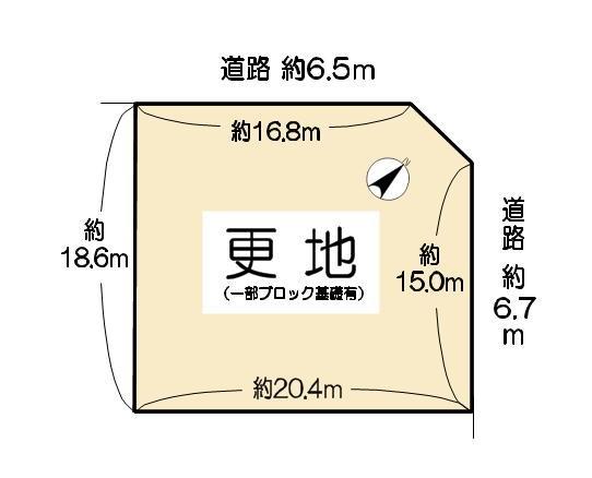 蒲生郡日野町村井 間取り図