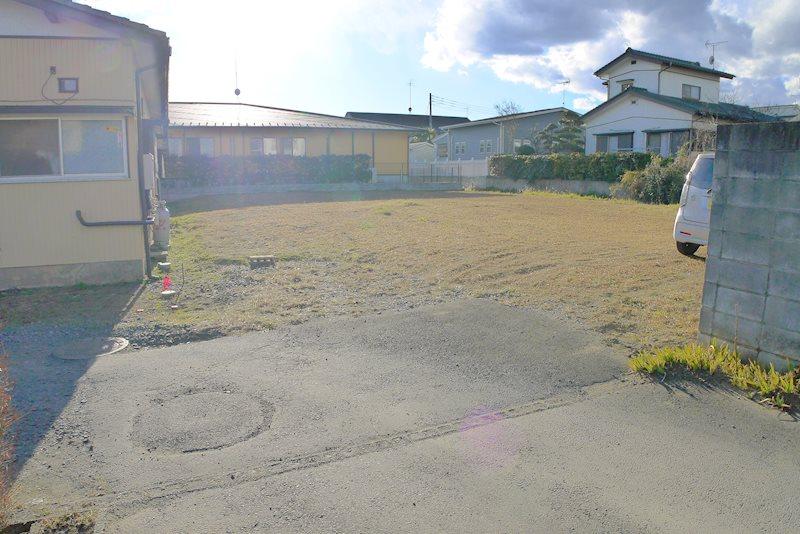 石岡市鹿の子二丁目住宅用地 外観