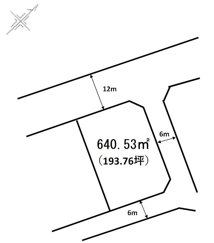 宇都宮市下岡本町(岡本駅西土地区画整理地内) 間取り図