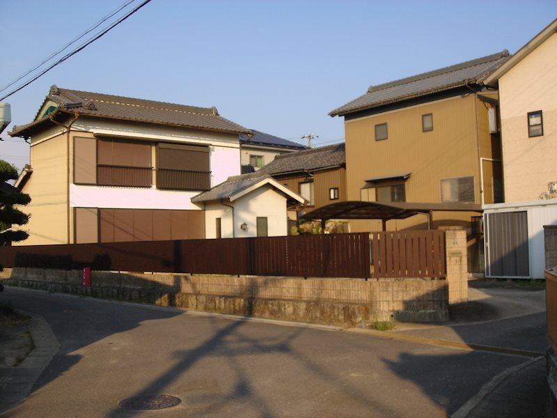 吉良町駮馬 土地建物 外観写真