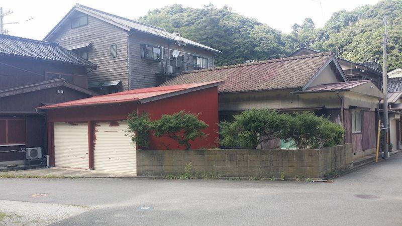 豊岡市瀬戸 中古住宅 外観写真