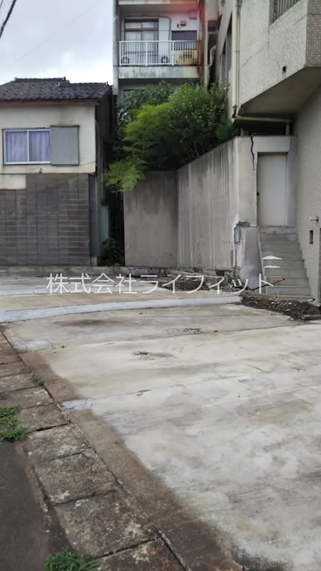 京町の土地 外観写真