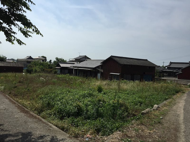 坂出市加茂町売り土地 外観写真