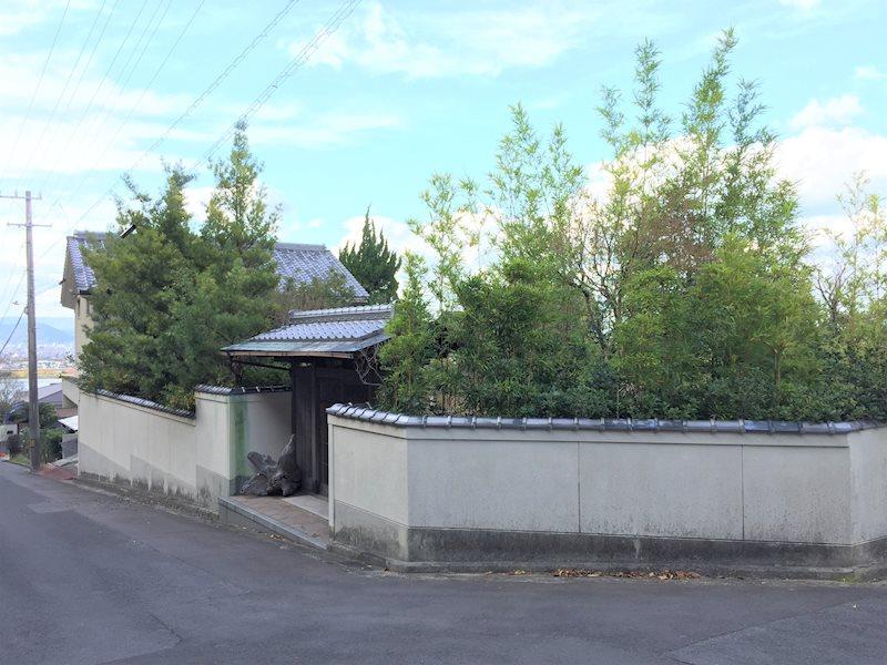 高松市新田町売り土地 外観写真