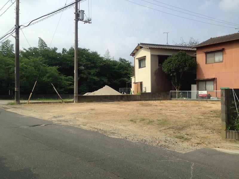 木田郡三木町売り土地 外観写真