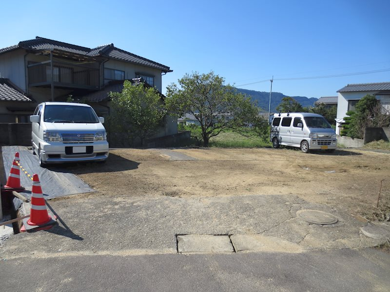 高松市牟礼町売り土地 外観写真