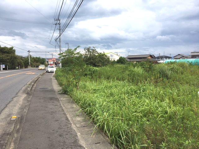 高松市香南町売り土地 外観写真