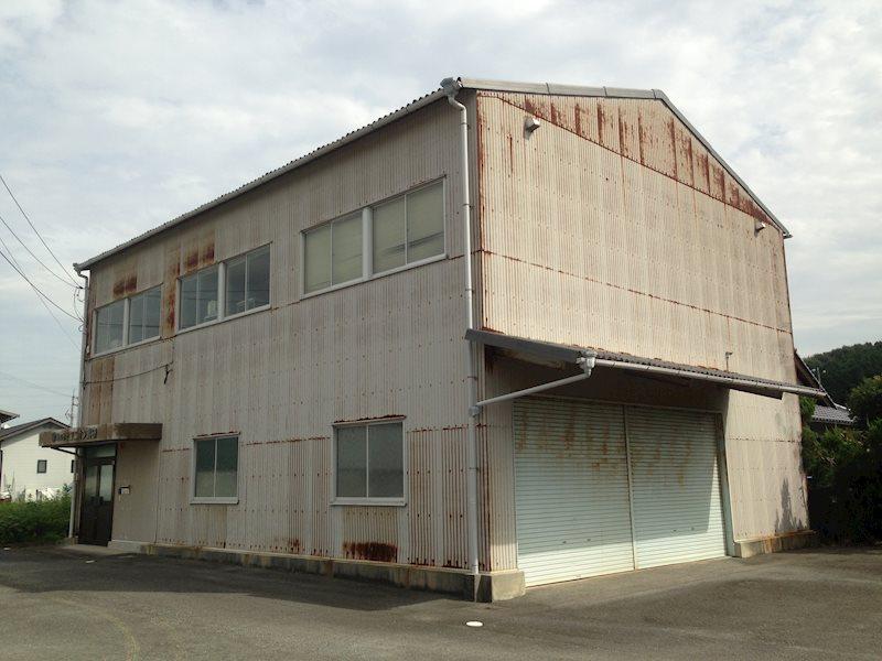 善通寺市事務所・倉庫 外観写真