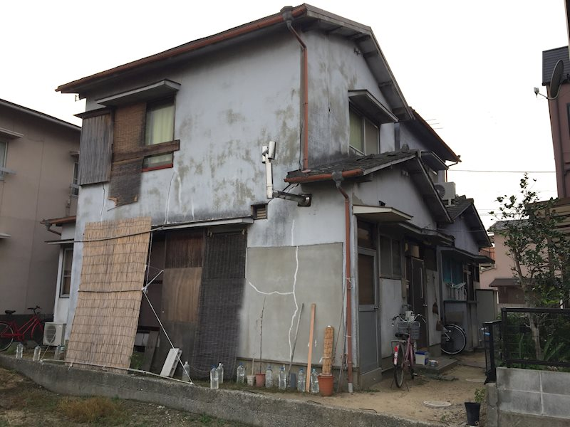 高松市上福岡町借家Ⅱ 外観写真