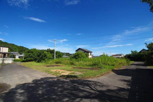 さぬき市小田売り土地 外観写真