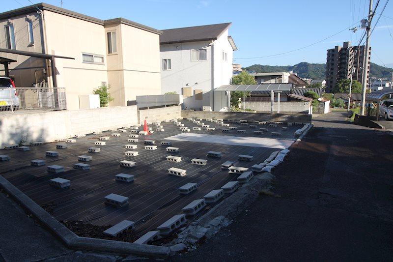 高松市屋島東町売り土地 外観写真