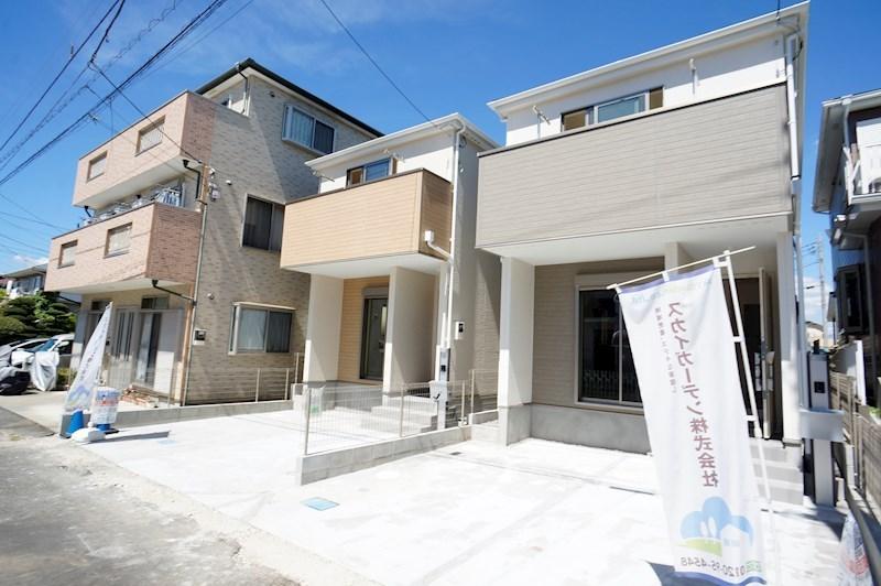平塚市長持18-1期 新築戸建 2号棟 外観写真
