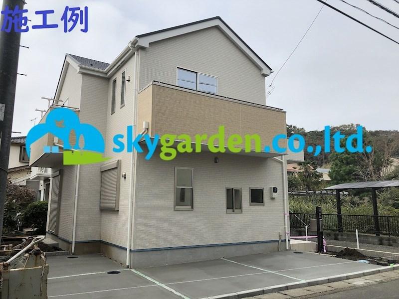 平塚市撫子原3期 新築戸建 ① 外観写真