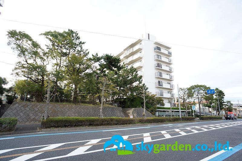 パレ平塚すみれ平弐番館  中古マンション 外観写真