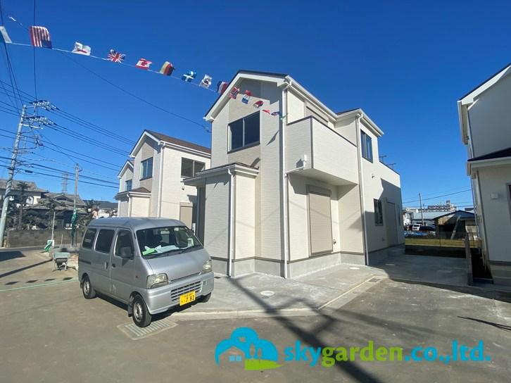平塚市東真土4丁目 新築戸建 全15棟 J号棟 外観写真