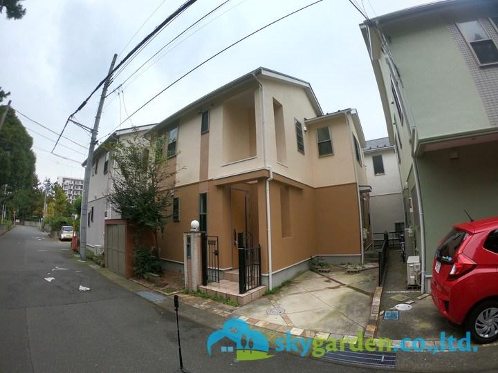 平塚市菫平 リノベーション住宅 外観写真