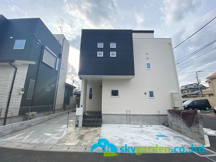 平塚市御殿1丁目 新築戸建 外観写真