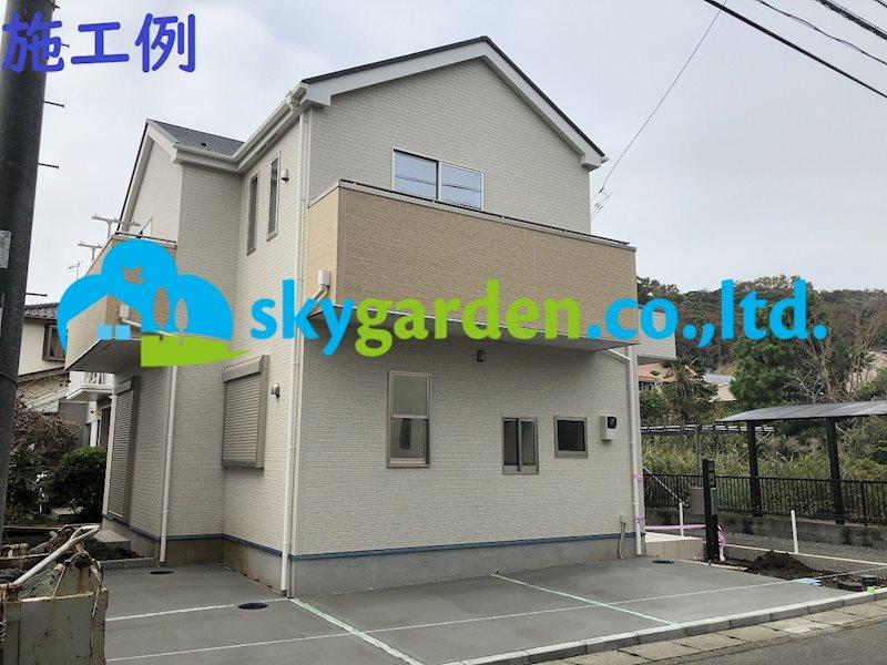 平塚市徳延 新築戸建 外観写真