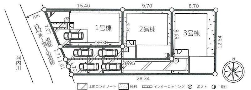 平塚市根坂間 新築戸建 全3棟 2号棟 その他