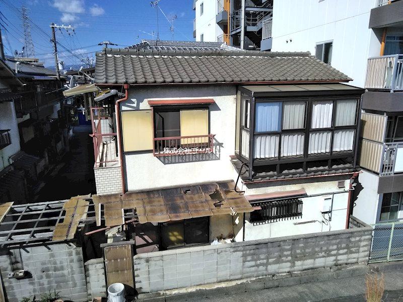 大阪市西淀川区中島1丁目中古一戸建て 外観