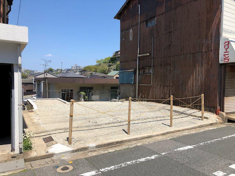 福岡県北九州市八幡東区末広町2番39 現地写真