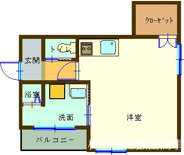 鈴鹿市稲生塩屋1丁目 1棟売アパート 間取図・土地図