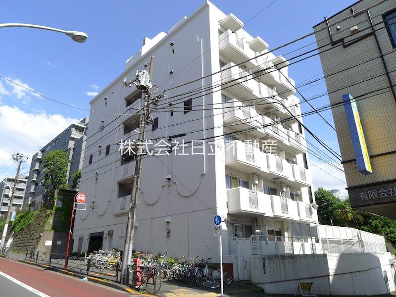 ヴェラハイツ新宿 502号室 外観