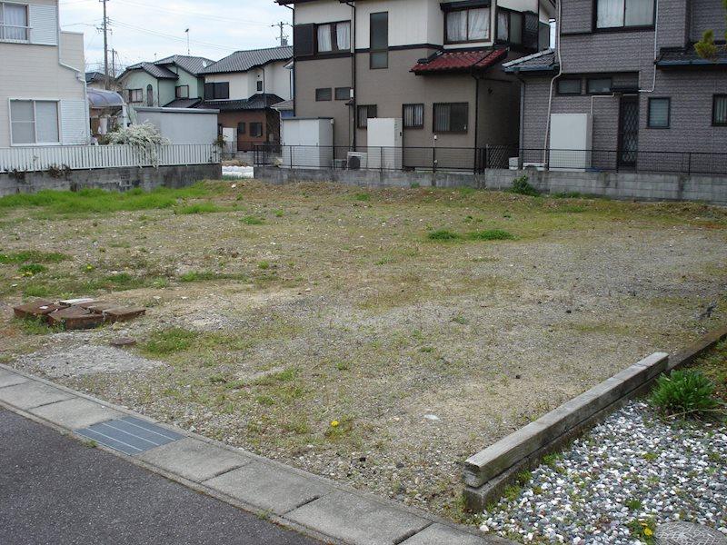 岡崎市中島町売土地 外観写真