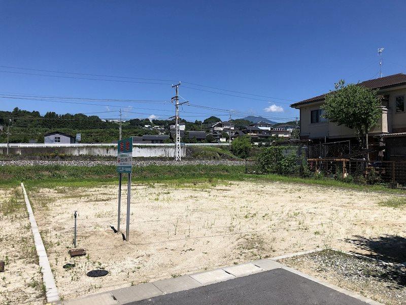 飯田市毛賀分譲地 現地写真
