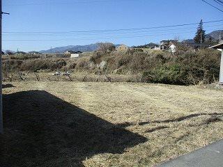 飯田市上郷黒田土地 外観写真
