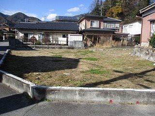 飯田市羽場上河原土地 外観写真