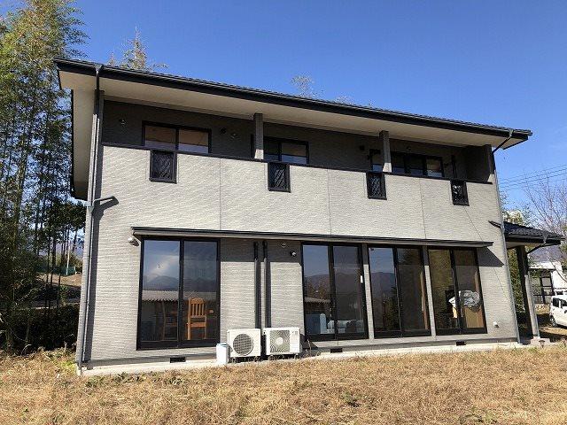 松川町元大島住宅 外観写真