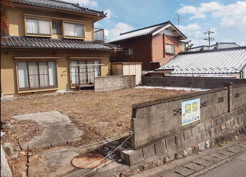 飯田市正永町土地 外観写真