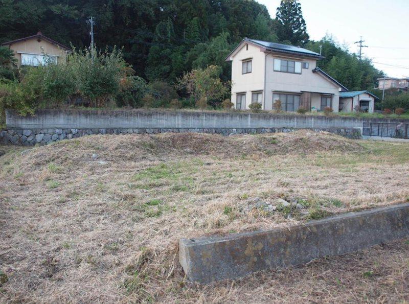 飯田市座光寺土地 外観写真