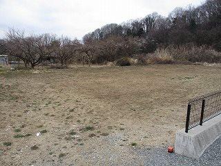 松川町元大島土地 現地写真