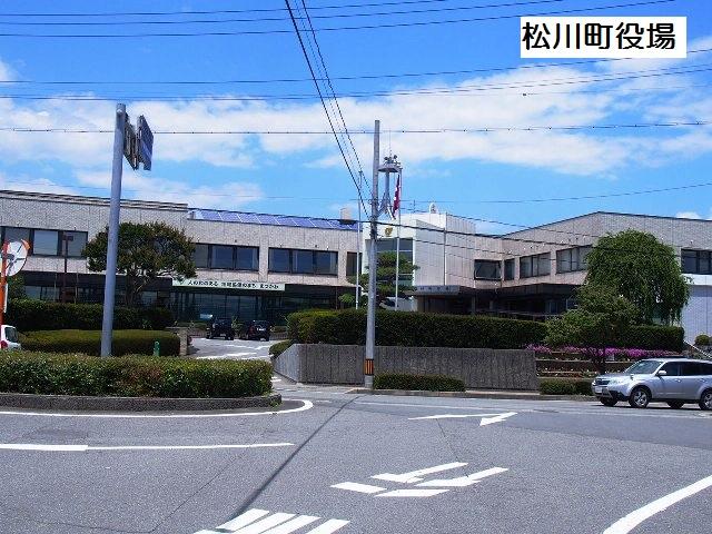 松川町元大島土地 周辺画像4