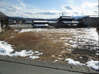 飯田市駄科土地 外観写真