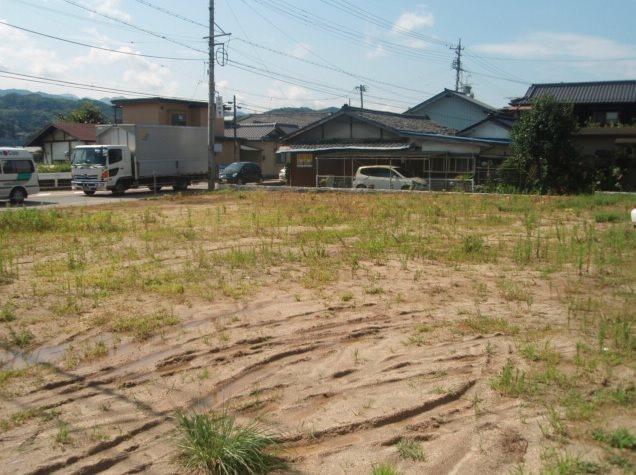 飯田市毛賀事業用地 外観写真