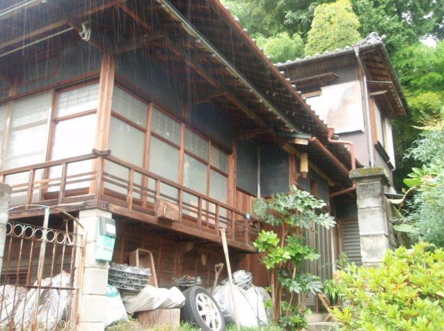 飯田市高羽町中古住宅 外観写真