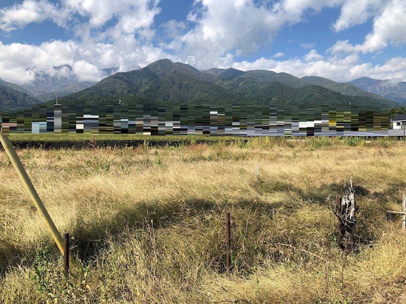 駒ヶ根市赤穂福岡 事業用地 外観写真
