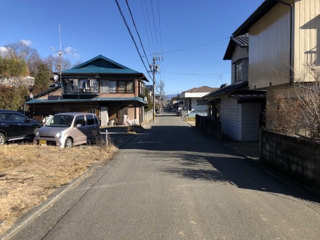 飯田市松尾久井土地 その他