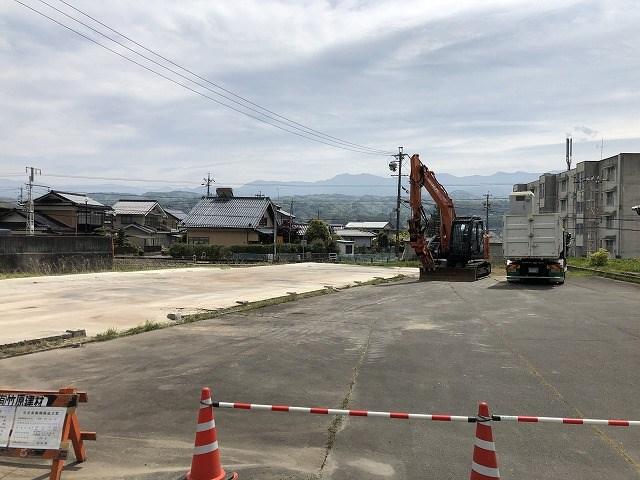 高森町吉田事業用地 外観写真