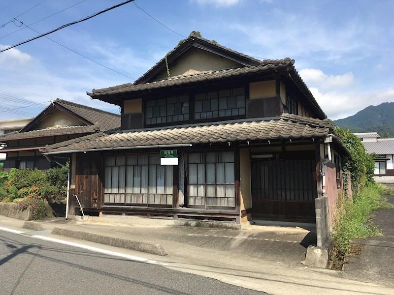 土地 周南呼坂本町 現地写真